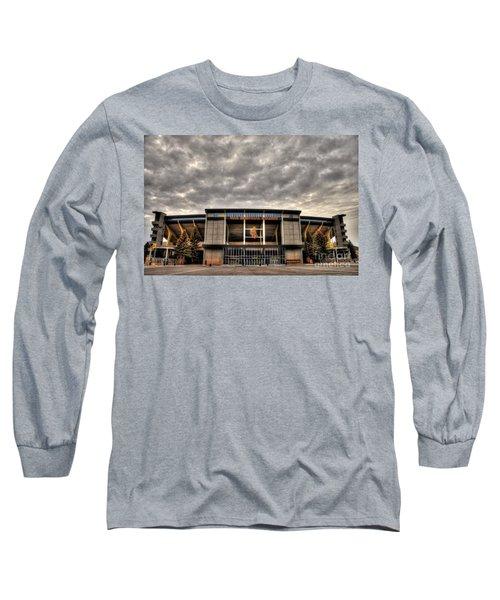 War Memorial Stadium Long Sleeve T-Shirt