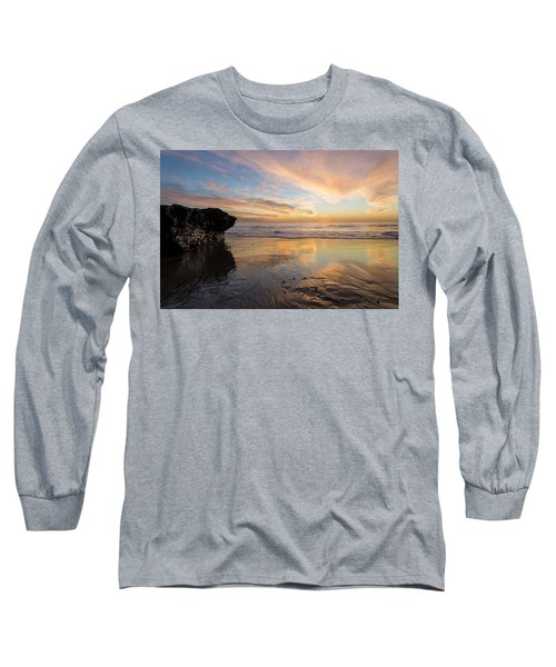 Warm Glow Of Memory Long Sleeve T-Shirt