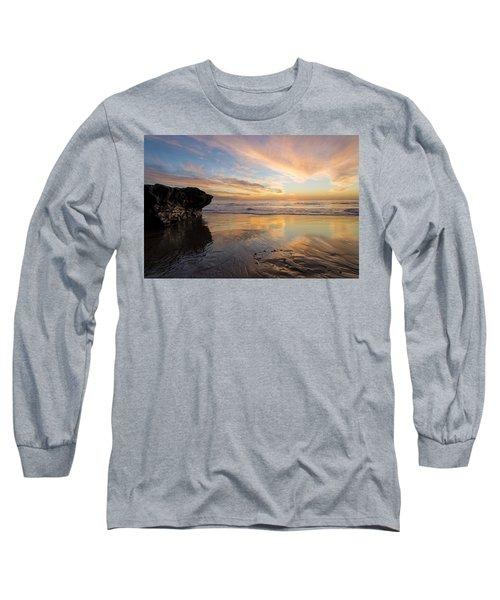 Warm Glow Of Memory Long Sleeve T-Shirt