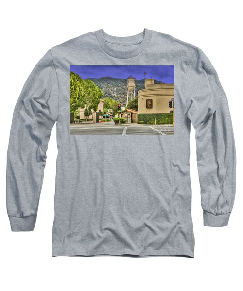 Warner Bros.  Burbank Ca  Long Sleeve T-Shirt