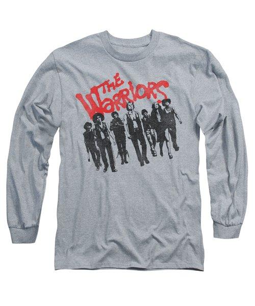 Warriors - The Gang Long Sleeve T-Shirt