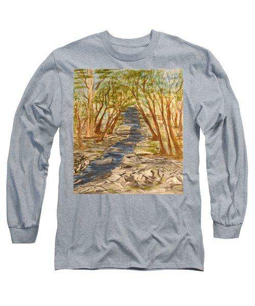 Washington Backcountry Long Sleeve T-Shirt
