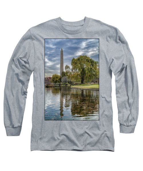 Washington Reflection Long Sleeve T-Shirt