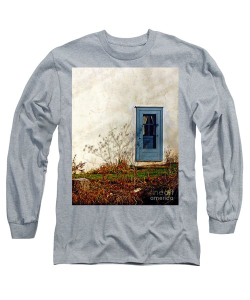 Watch Your Step Long Sleeve T-Shirt by Marcia Lee Jones