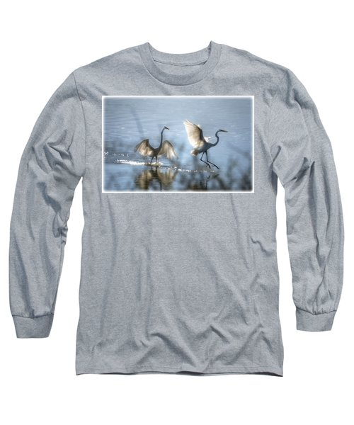Water Ballet  Long Sleeve T-Shirt