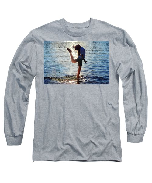 Water Dancer Long Sleeve T-Shirt