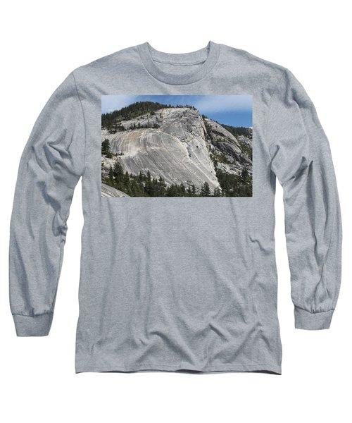 Water Marks Long Sleeve T-Shirt