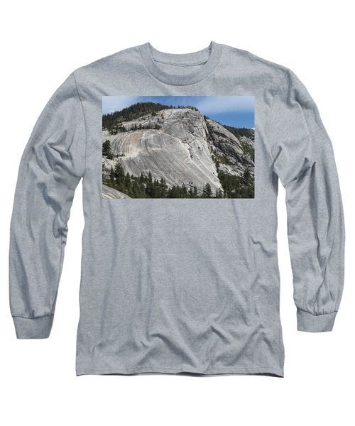 Water Marks Long Sleeve T-Shirt