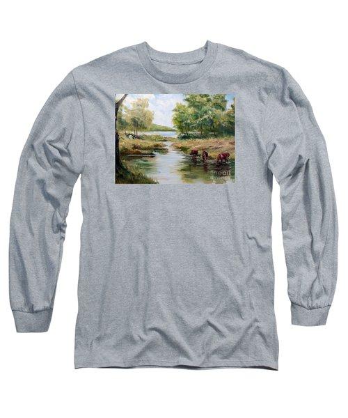 Waterloo Long Sleeve T-Shirt