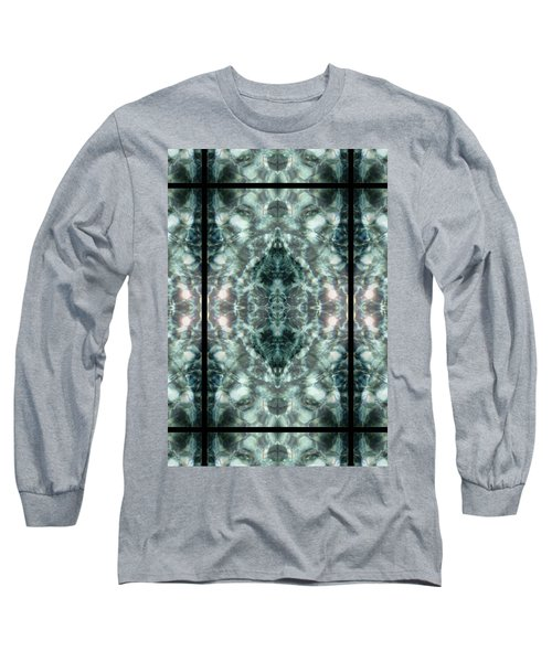 Waters Of Humility Long Sleeve T-Shirt by Deprise Brescia
