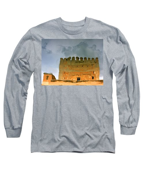 Watery Alhambra Long Sleeve T-Shirt