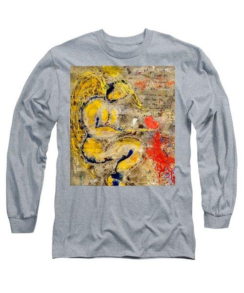 We All Bleed The Same Color IIi Long Sleeve T-Shirt