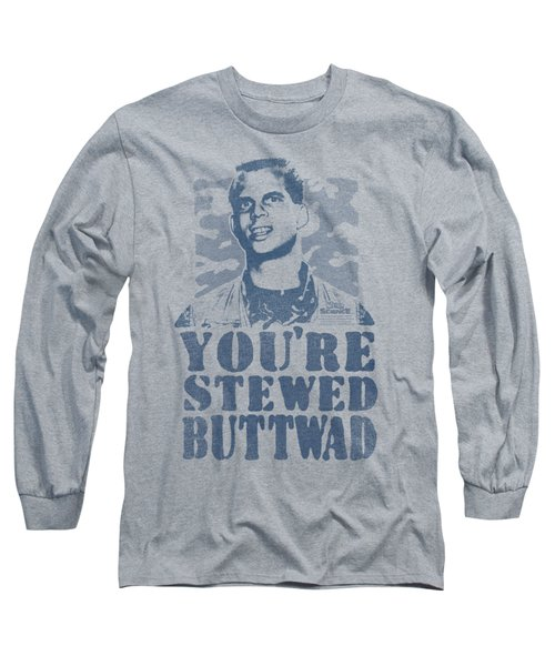 Weird Science - You're Stewed Long Sleeve T-Shirt