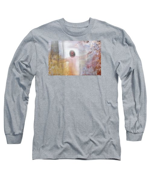 Welcome Long Sleeve T-Shirt by Kume Bryant