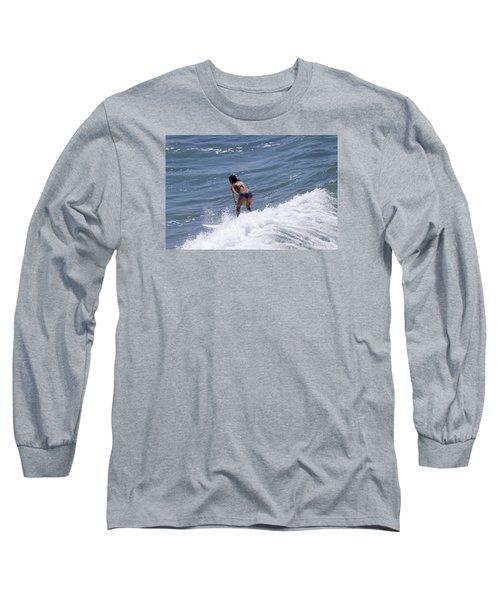 West Coast Surfer Girl Long Sleeve T-Shirt
