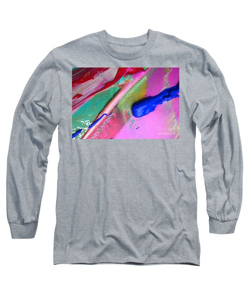 Wet Paint 31 Long Sleeve T-Shirt