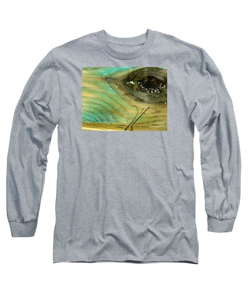 Whale Eye Long Sleeve T-Shirt