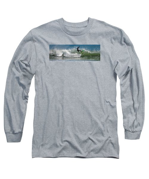 What A Ride Long Sleeve T-Shirt by Sami Martin