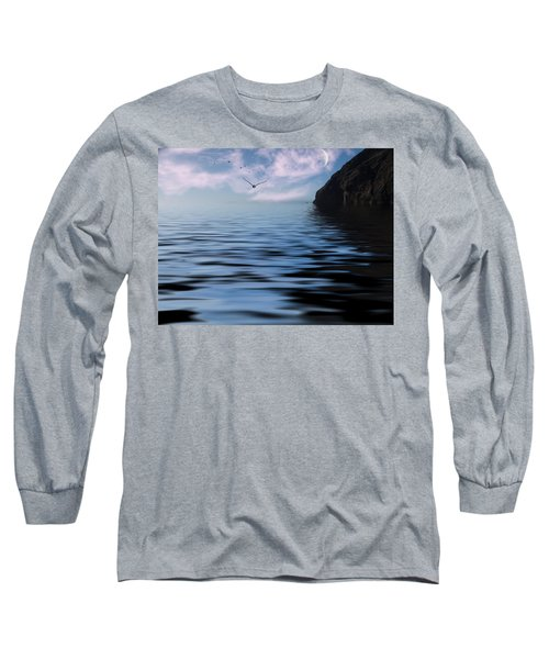What A View Long Sleeve T-Shirt