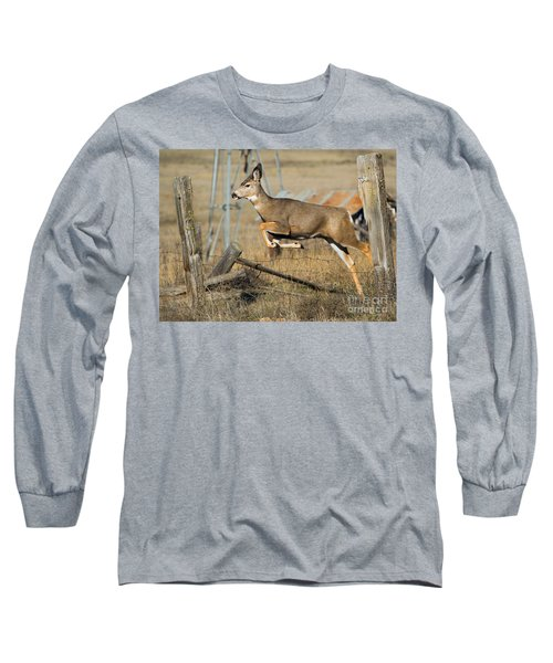 What Fence Long Sleeve T-Shirt