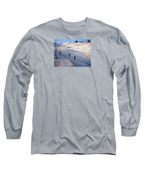 What Is Wrong In This Picture Long Sleeve T-Shirt by Zafer Gurel