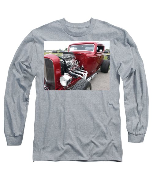 Long Sleeve T-Shirt featuring the photograph What Pipes by Caryl J Bohn