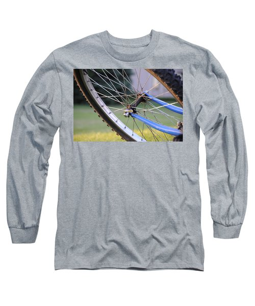 Wheeling Long Sleeve T-Shirt