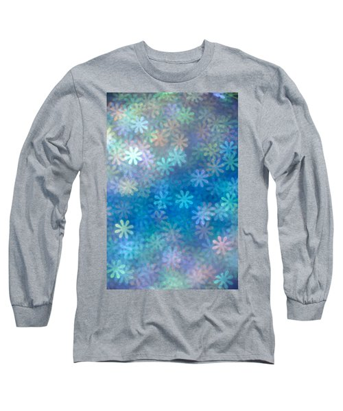 Where Have All The Flowers Gone Long Sleeve T-Shirt by Dazzle Zazz