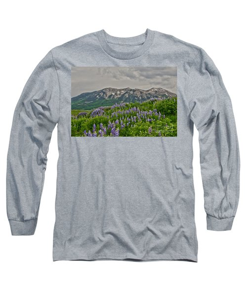Whetstone Sunset Long Sleeve T-Shirt