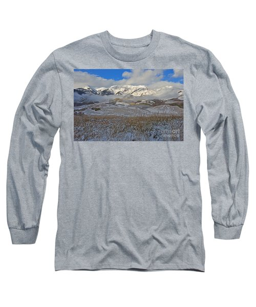 Whiterock Winter Mist Long Sleeve T-Shirt