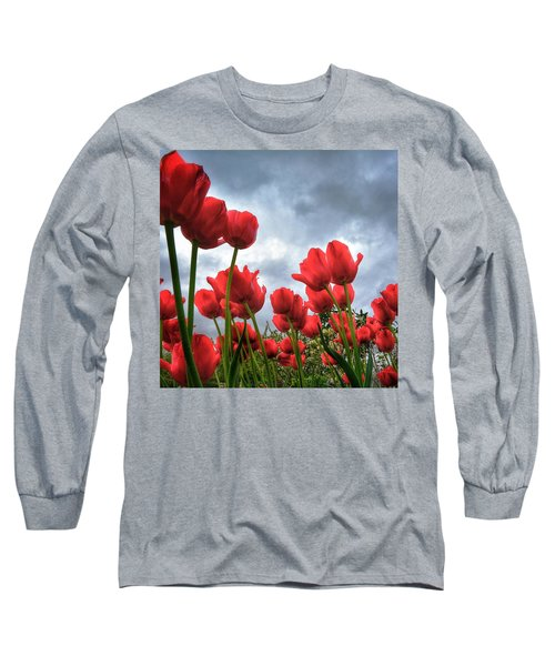 Whole Lotta Red Long Sleeve T-Shirt