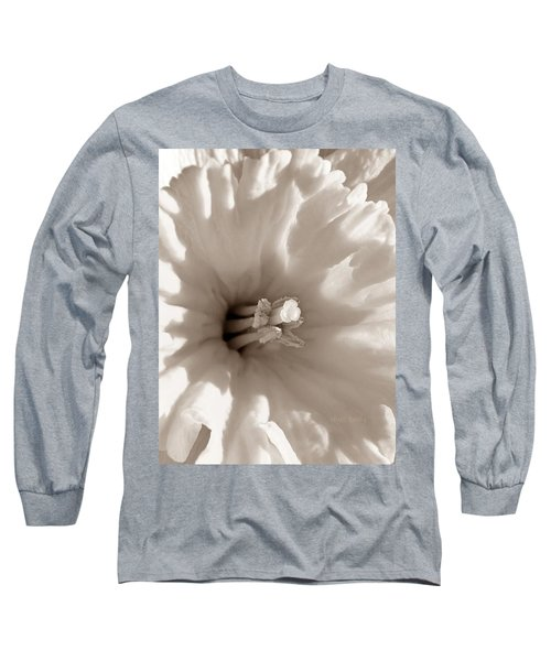 Wild Daffodil Long Sleeve T-Shirt