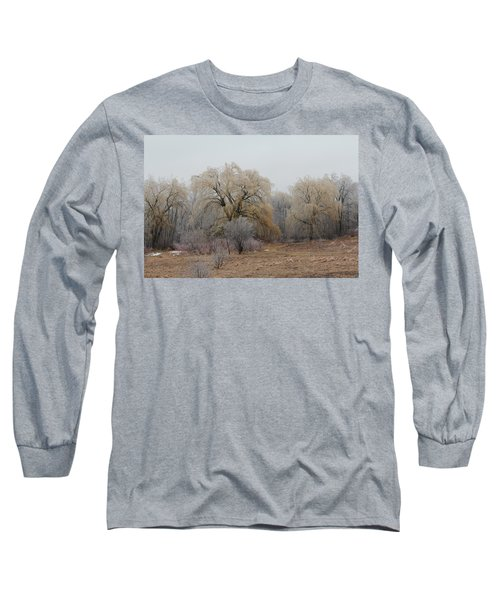 Willow Trees Iced Long Sleeve T-Shirt