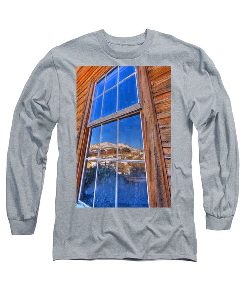 Window To Bodie Long Sleeve T-Shirt