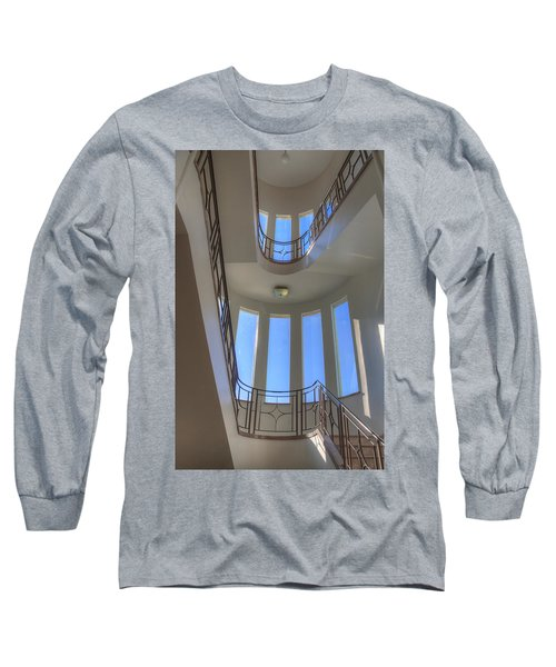 Windows From Below Long Sleeve T-Shirt