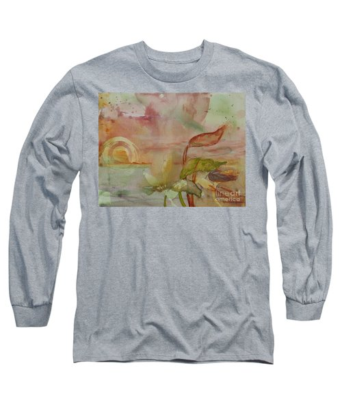 Windswept Long Sleeve T-Shirt by Robin Maria Pedrero