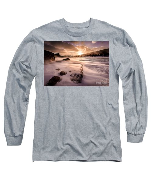 Windy Morning Long Sleeve T-Shirt