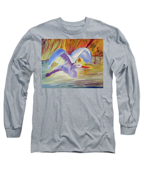 Winged Creation Long Sleeve T-Shirt