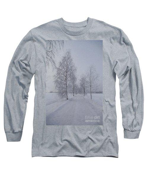Winter Day Long Sleeve T-Shirt