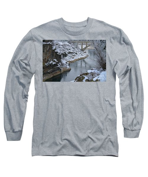 Winter Fashion Long Sleeve T-Shirt