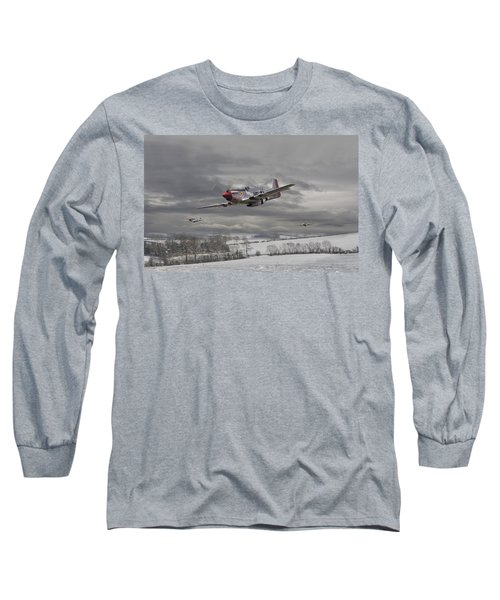 Winter Freedom Long Sleeve T-Shirt