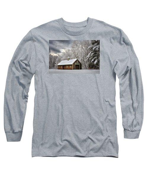 Winter Glow Long Sleeve T-Shirt