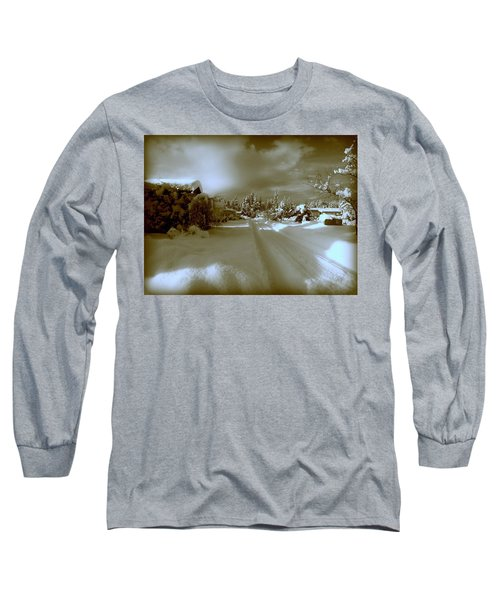 Winter Lane Long Sleeve T-Shirt