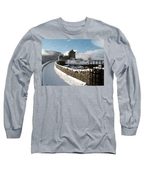 Winter Wonder Walkway Long Sleeve T-Shirt