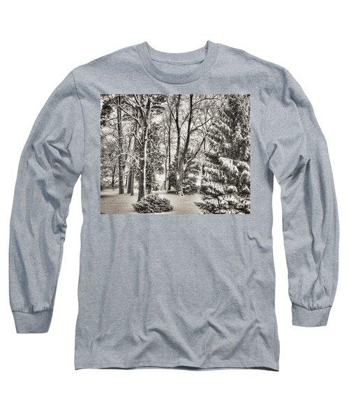 Winter Zauber 03 Long Sleeve T-Shirt