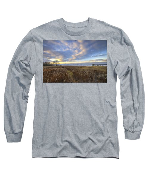 Wonderful Sunset Long Sleeve T-Shirt