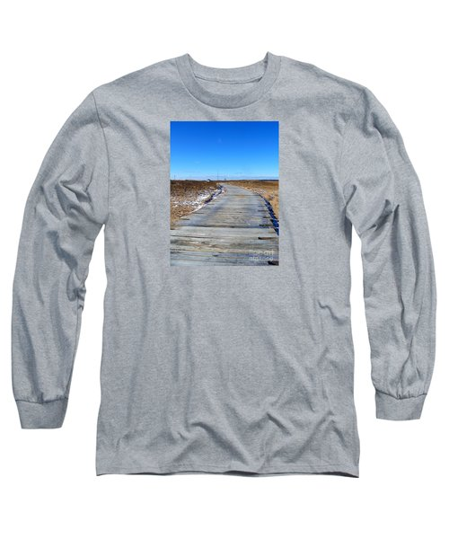 Plum Island Long Sleeve T-Shirt