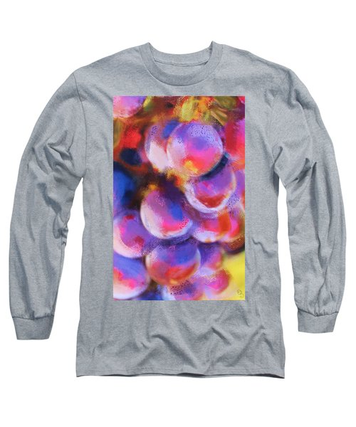 Wrath Of Grapes Long Sleeve T-Shirt