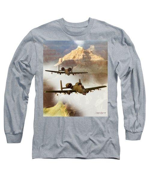 Wrath Of The Warthog Long Sleeve T-Shirt