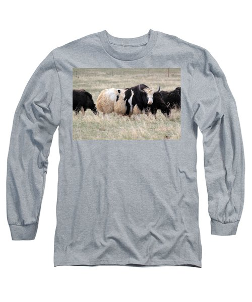 Yak Yak Yak Long Sleeve T-Shirt